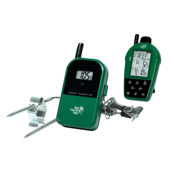 Grilltermometer Dual Probe Big Green Egg