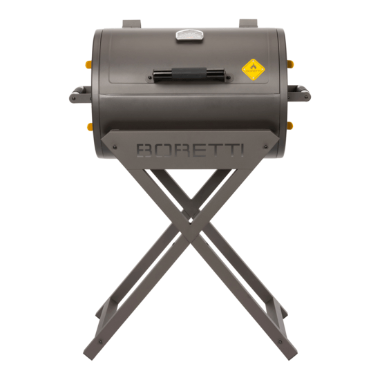 Fratello Charcoal Barbecue