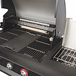 Ibrido Top Gas/Charcoal Built-In Barbecue