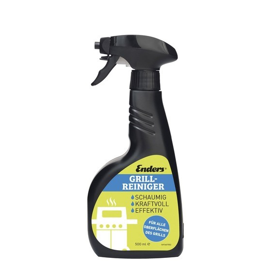 Grillrengöring END spray 500ml