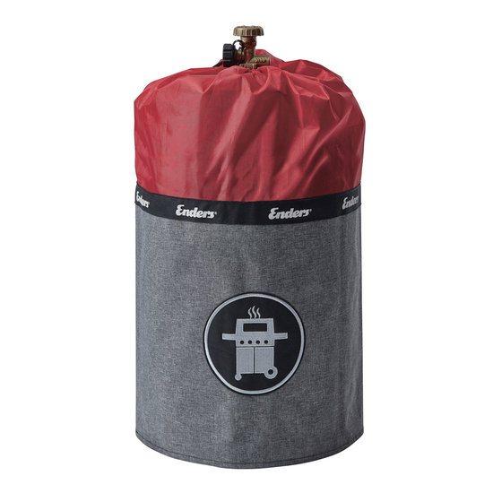 Skyddshuv gasoltub 11kg