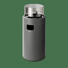 Terrassvärmare Nova LED M - grå/svart