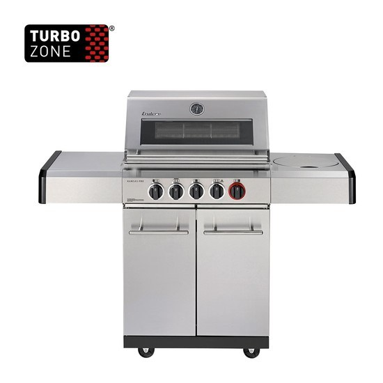 Gasolgrill Kansas Pro 3 SIK Turbo