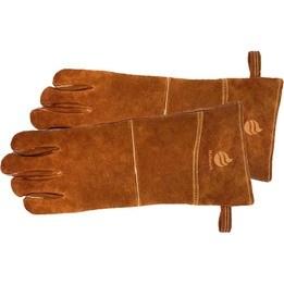 Grillhandskar, läder