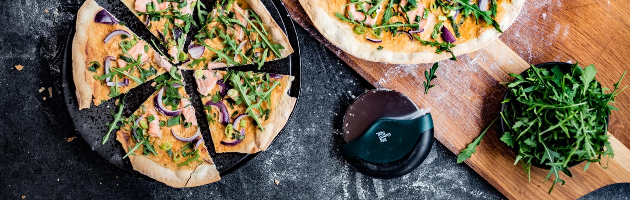 Våra bästa tips för en lyckad pizza!