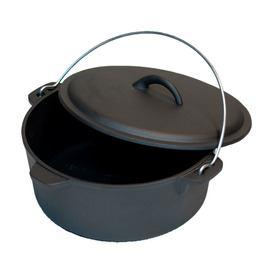 Cast Iron Pot 4 ltr