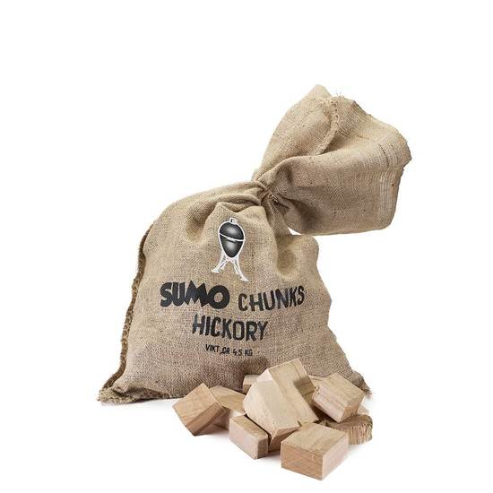 Kamado SUMO Hickoy Chunks 4,5 kg