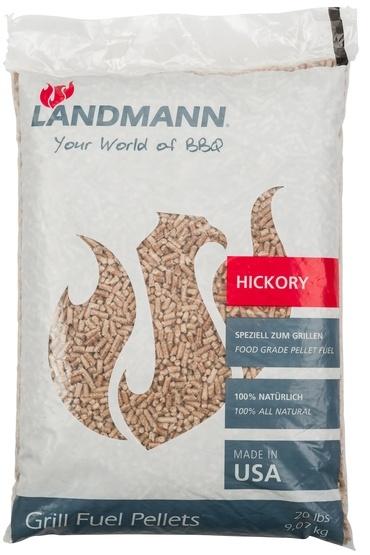 Pellets hickory 9kg