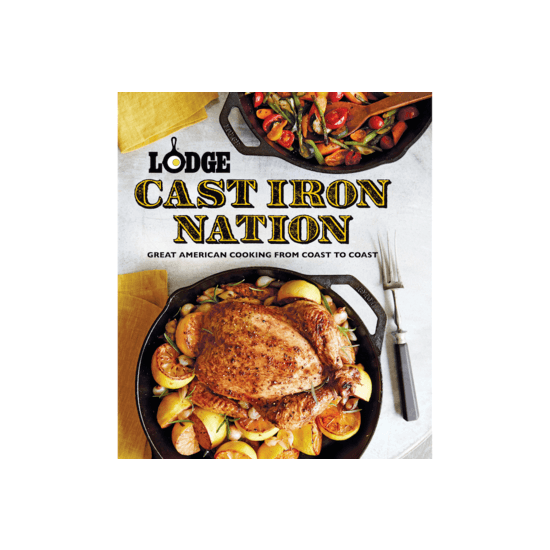 Kokbok Cast Iron Nation