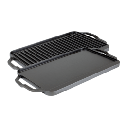 Stekplatta/grillplatta gjutjärn 50x24,5 cm Chef Collection