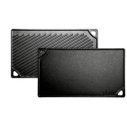 Stekplatta/grillplatta gjutjärn 43x24 cm