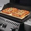 Pizzasten Napo rektangulär