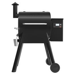Pelletsgrill Traeger Pro D2 575, Svart