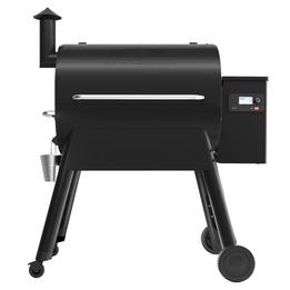 Pelletsgrill Traeger Pro D2 780, Svart-paket